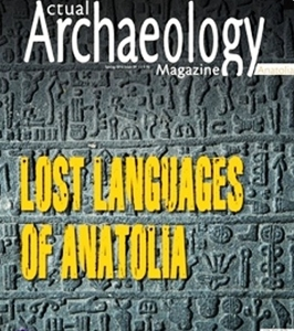 Actual Archaeology Magazine - Anatolia, 2014, Issue 9