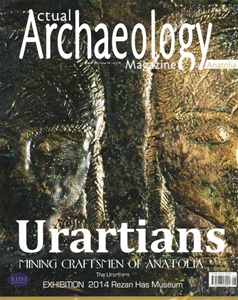 Actual Archaeology Magazine - Anatolia, 2014, Issue 8