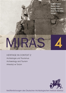 Miras 4 - Heritage in Context 2 Arkeoloji ve Turizm - Archaeology and Tourism