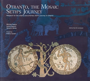 Otranto, The Mosaic Seth's Journey- Research for the creative documentary Seth's Journey to Otranto