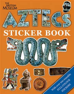 Aztecks Sticker Book