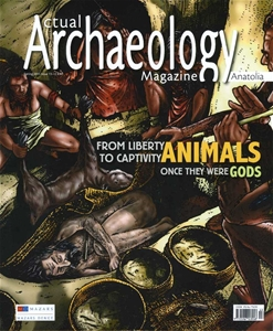 Actual Archaeology Magazine Anatolia 2015 Issue 13