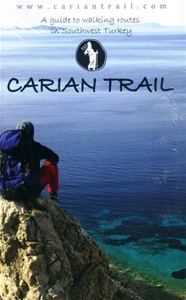 Carian Trail : A Guide to Walking Routes in Southwest