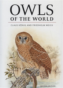 Owls of the World / Edition 2