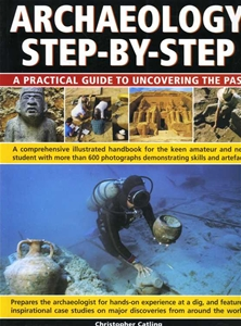 Archaelogy Step - By - Step A Practical Guide To Uncovering The Past