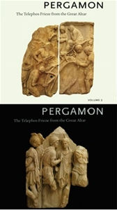 Pergamon: The Telephos Frieze from the Great Altar, Volume 1-2