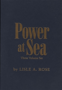 Power at Sea: Three-Volume Set