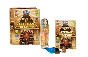 Secrets of Egyptian Treasures