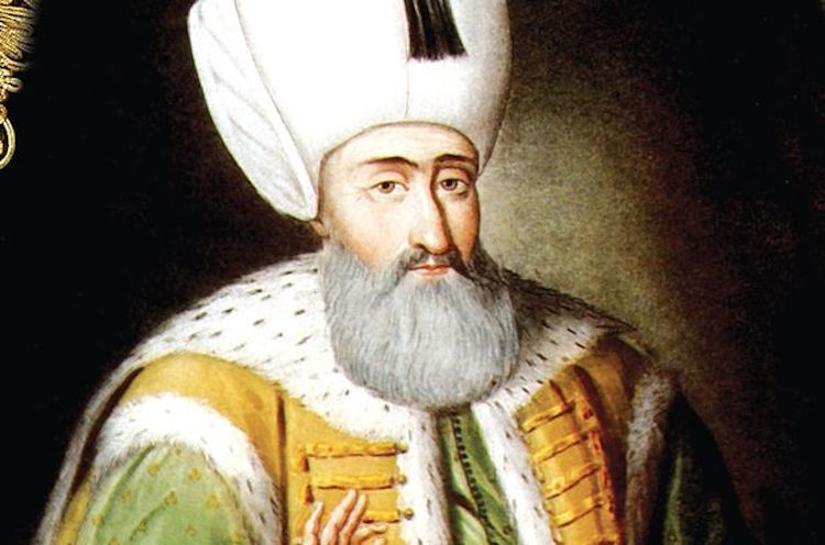 Image result for portrait of kanuni sultan süleyman (1520-1566)