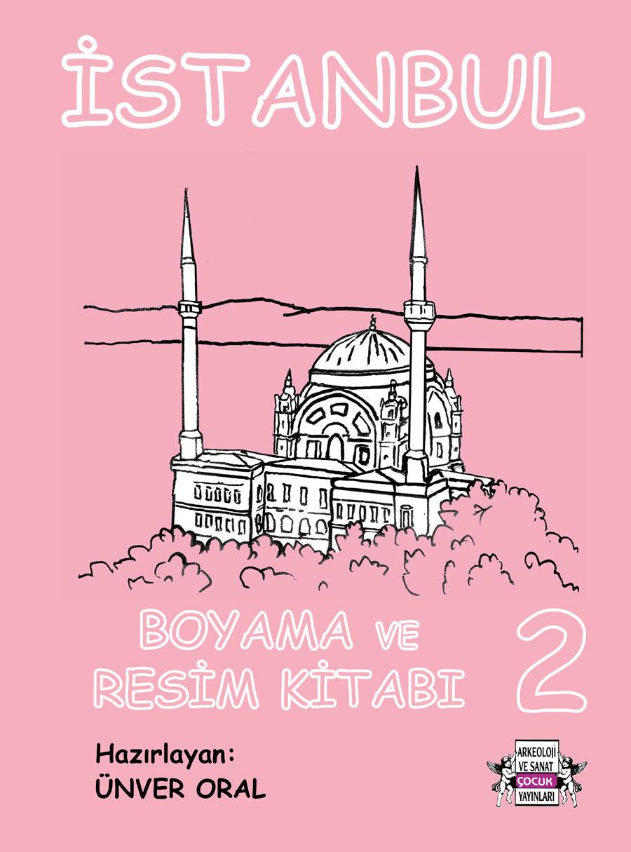 Istanbul Boyama Ve Resim Kitabı 2 Arkeoloji Ve Sanat